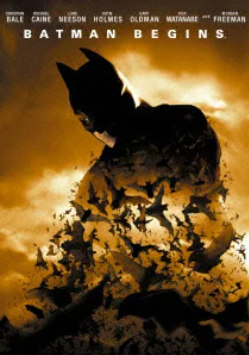 バットマン ビギンズ 評価